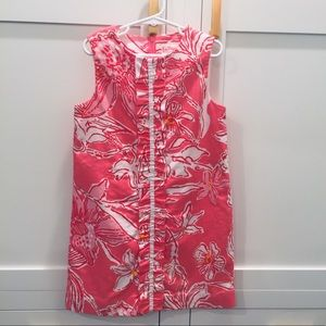 Lilly Pulitzer Girls Size 8 Shift Dress